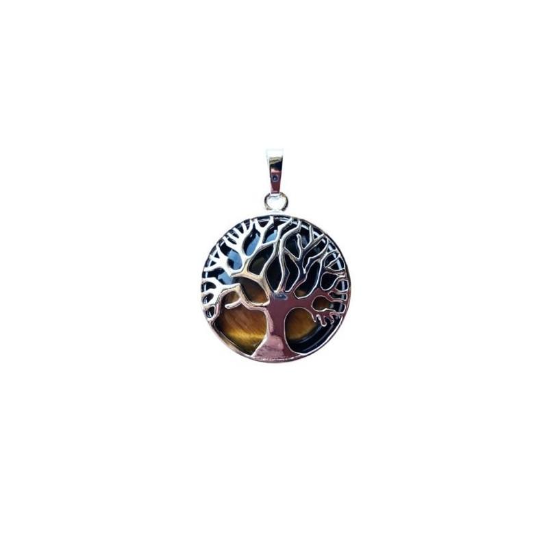 arbre de vie oeil de tigre