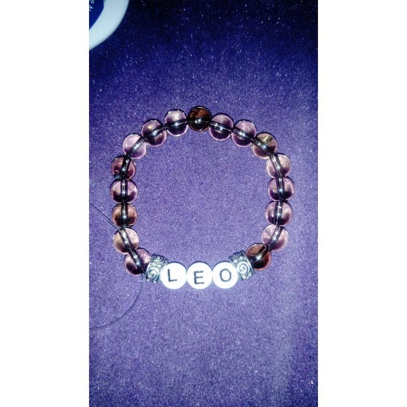 Bracelet Prénom en pierres naturelles...