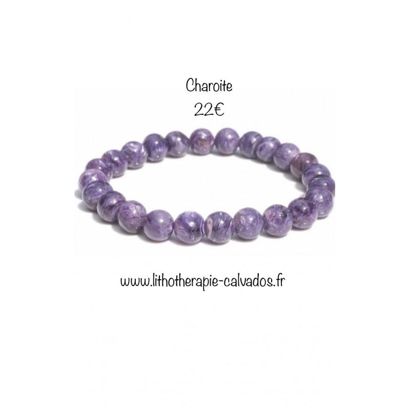 Bracelet charoite