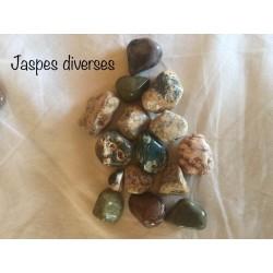 JASPES DIVERSES