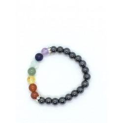 bracelet 7 chakras homme