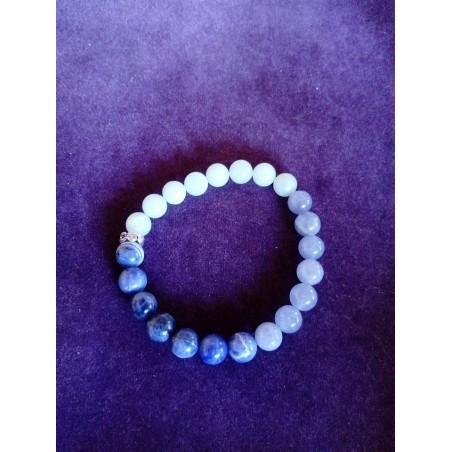 bracelet pierre signe du zodiaque, astrologique
