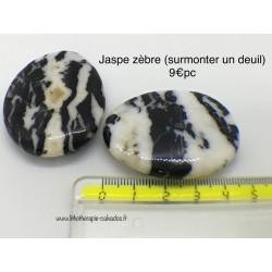 jaspe zebre deuil